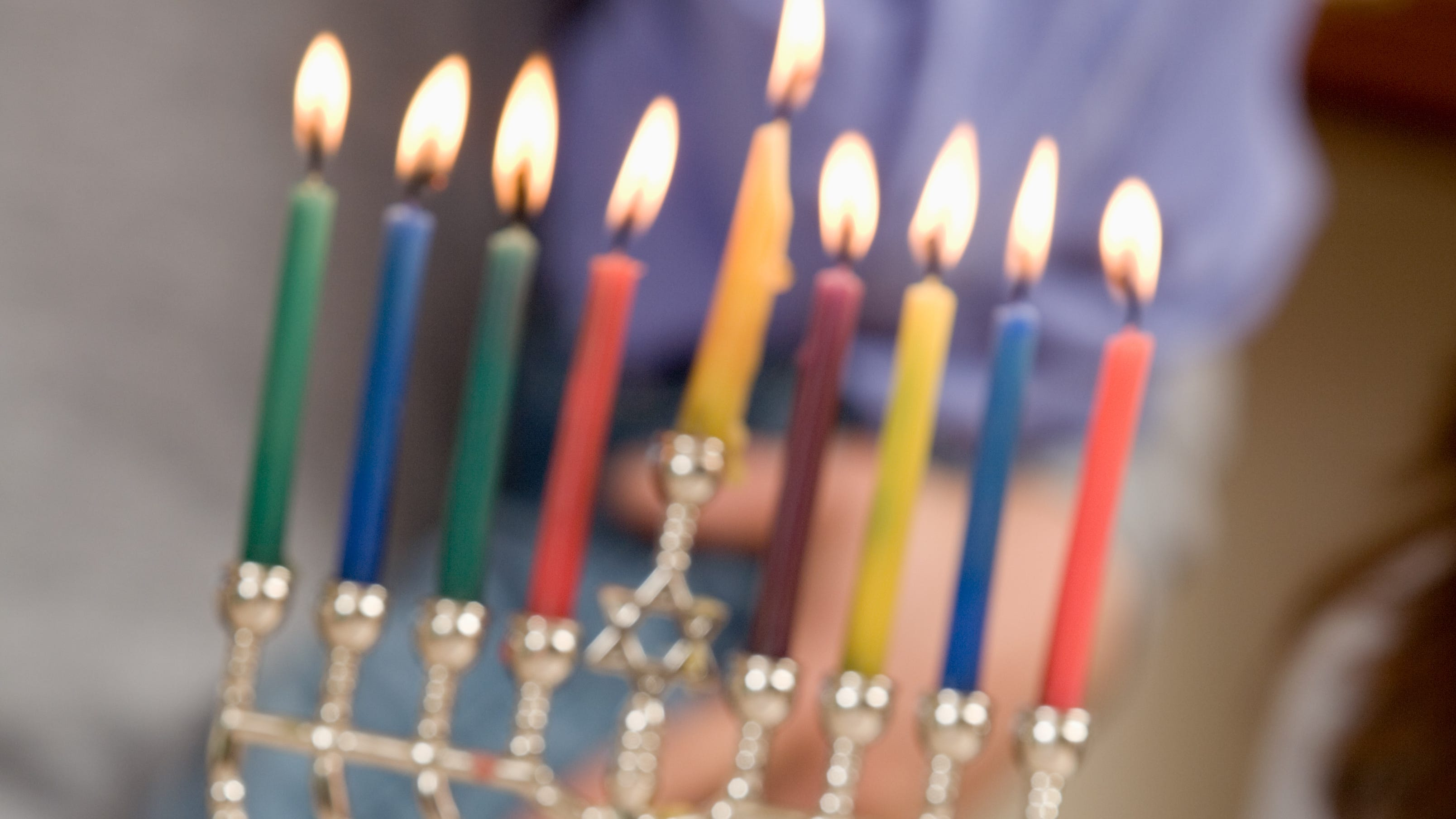 Hanukkah was originally a minor celebration, but has become the most famous Jewish holiday in America.