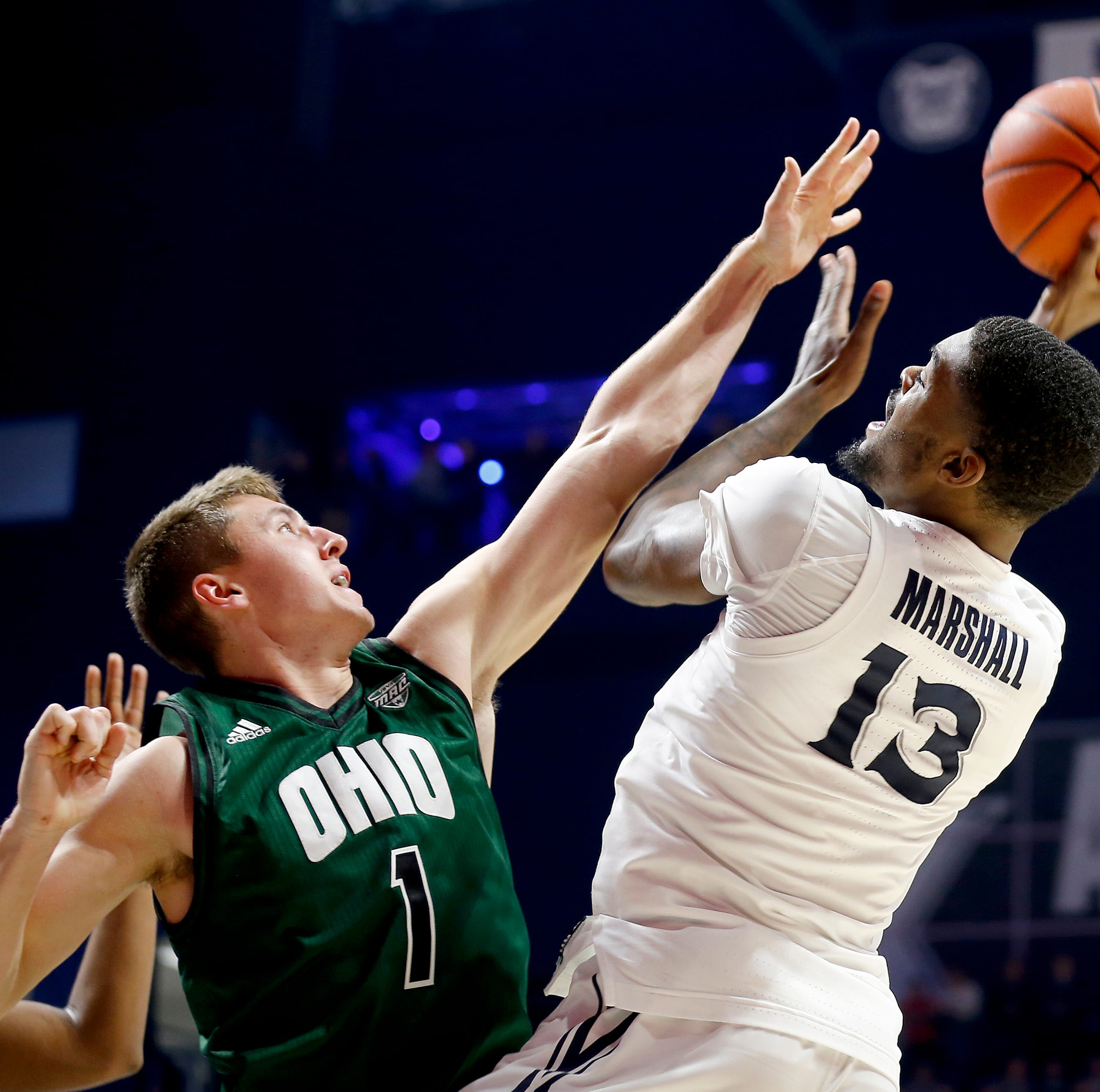 Xavier University basketball picks up Ohio University transfer Jason Carter