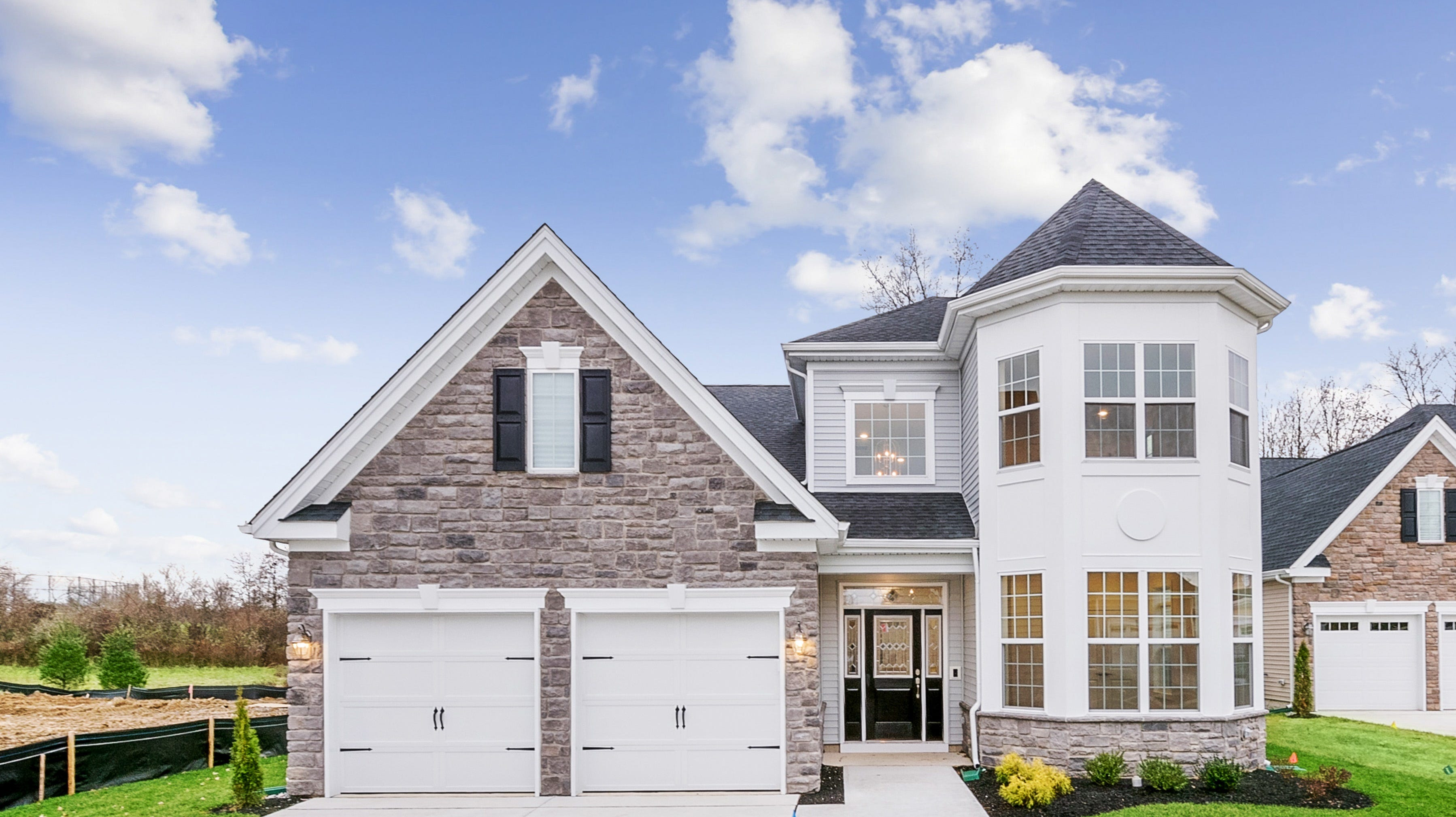 Joyce Ann Staples has just listed this newly built home at 31 Bernini Way in Venue at Princeton Park, an adult community in the Monmouth Junction section of South Brunswick.