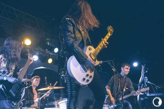 """Local independent band from Watchung, Callout, is hosting """"THIEF"""" album release concert with fundraiser for domestic abuse on Dec. 8 at 5 p.m. at Allstar Music Empire in Flemington."""