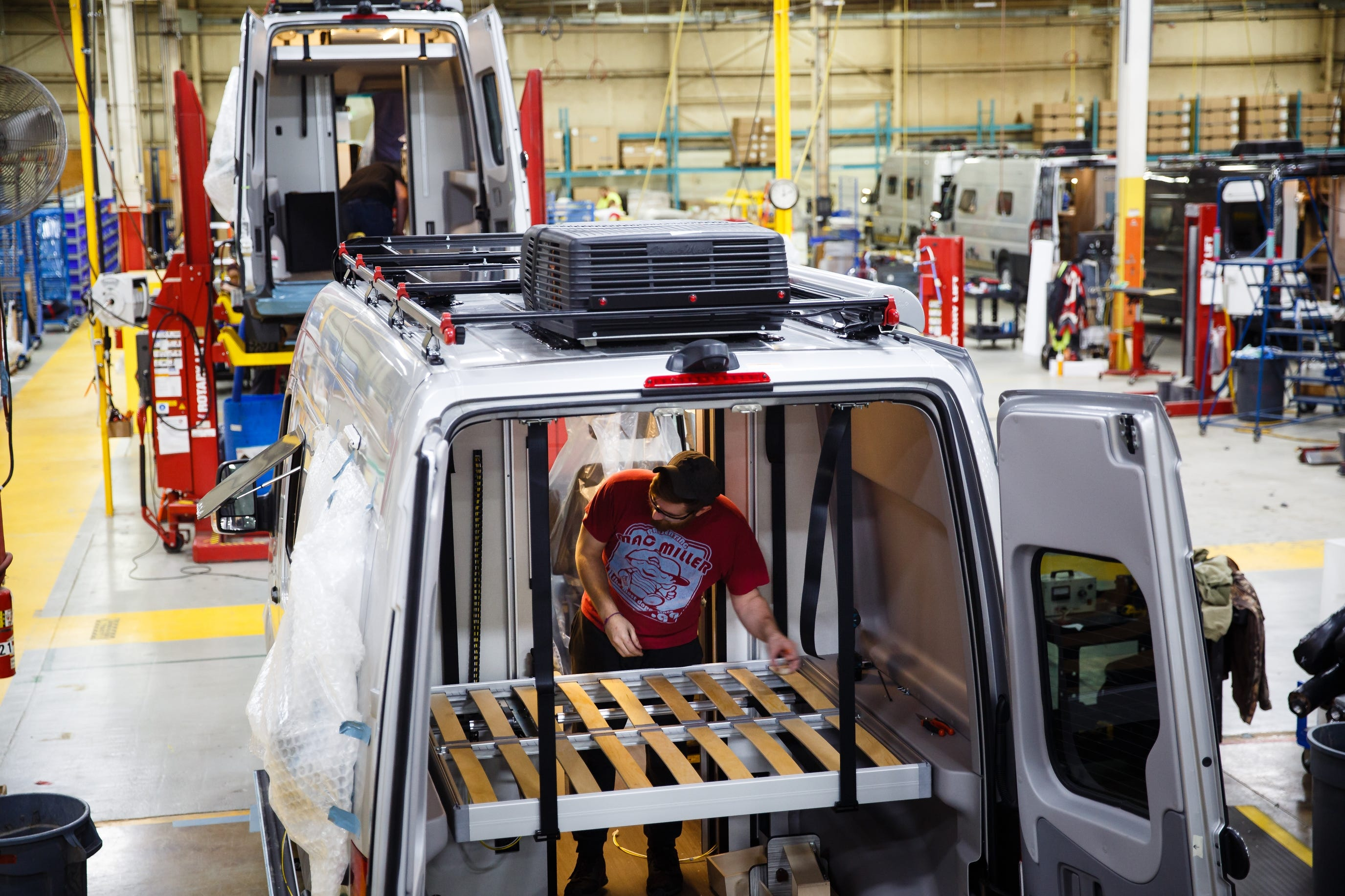 Meet the new Winnebago Industries: How icon is embracing sleek vans to attract younger buyers
