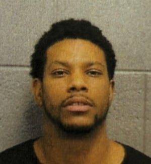 Tyrone Hughes Jr. was arrested on Dec. 4 in Chicago, Illinois by Des Moines Police Department detectives for the shooting of Aaron Ross.