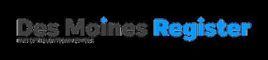 Des Moines Register logo