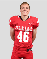 Jack Campbell, Cedar Falls