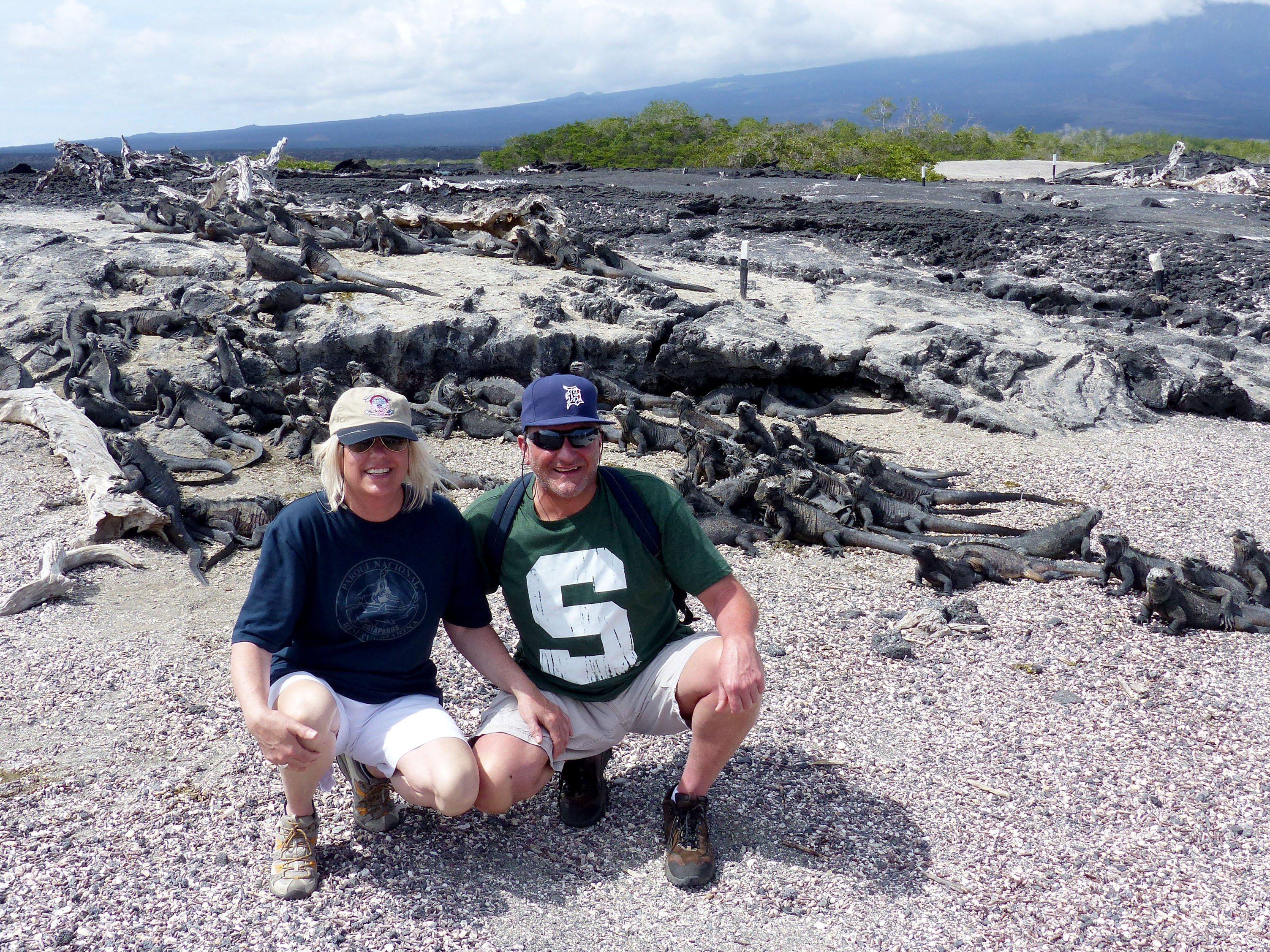 Travel with the D to the Galapagos Islands