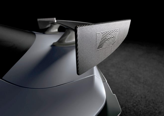 Lexus will introduce the RC F Track Edition performance coupe at the North American International Auto Show Jan 14, 2019. Lexus promises power and performance improvements over the 467-hp 2019 RC F.