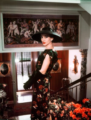 """Opera star Maria Callas is the subject of the documentary """"Maria by Callas."""""""