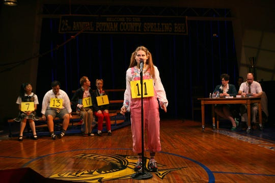 "Detroiter Celia Keenan-Bolger plays one of the young competitors in the Broadway musical ""The 25th Annual Putnam County Spelling Bee."" She was nominated for a Tony Award in 2005."