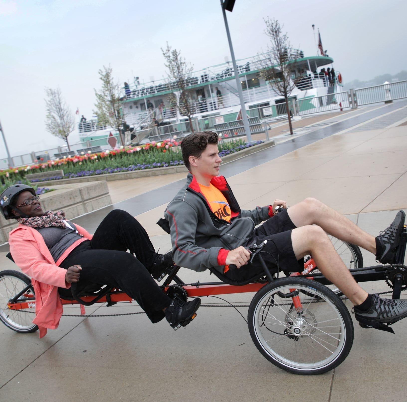 Detroit's mobility alternatives altering sooner than we mediate