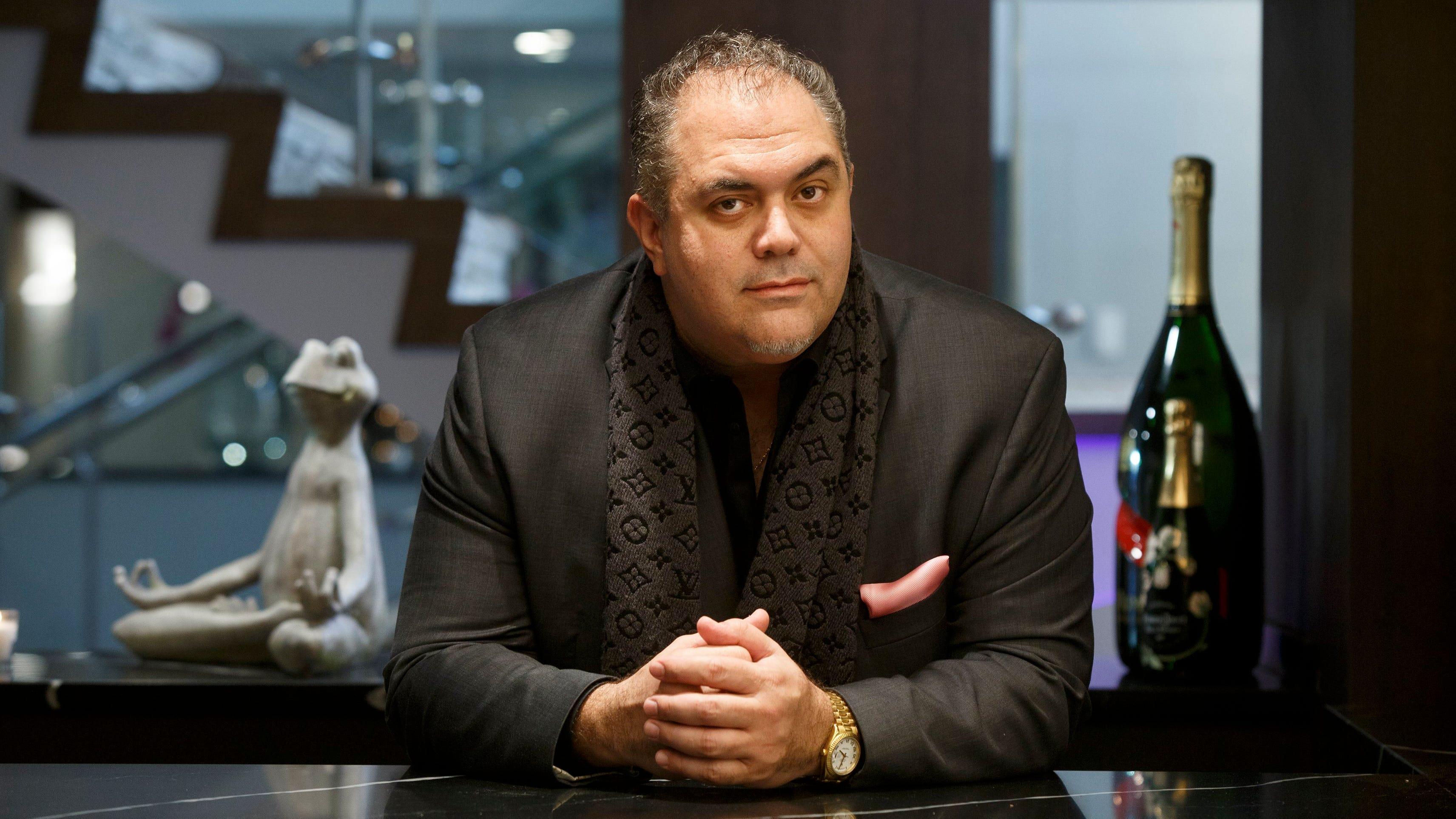 Detroit mega-developer Zaid Elia is downtown's new deal guy
