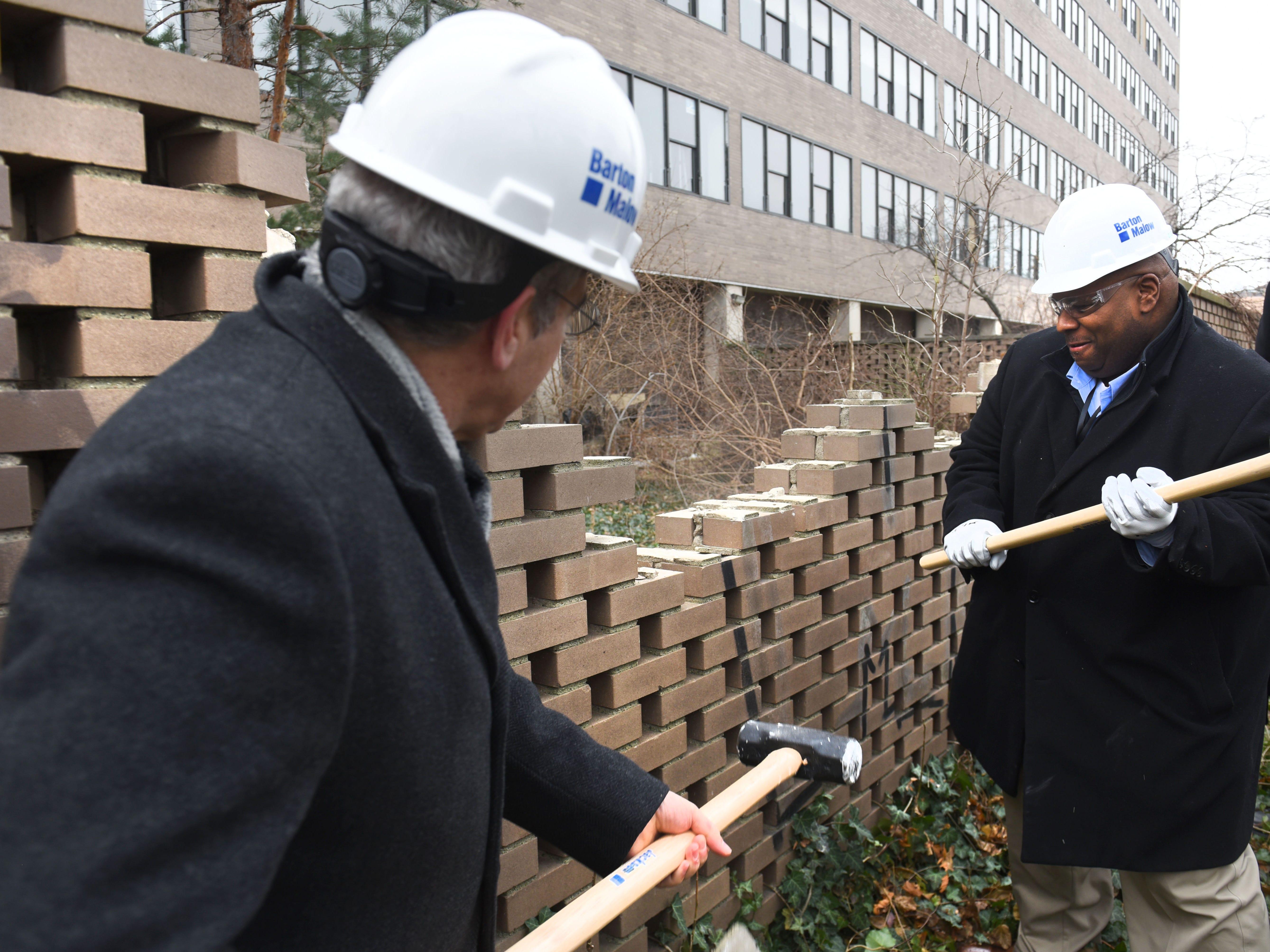 Officials kick off demolition at site of $108M Lafayette West development