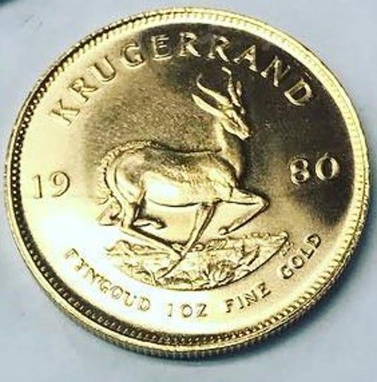 Good 2018 Gold Coin