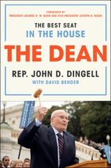 'The Dean: The Best Seat in the House,' by former U.S. Rep. John Dingell, D-Dearborn, was published Dec. 4, 2018.
