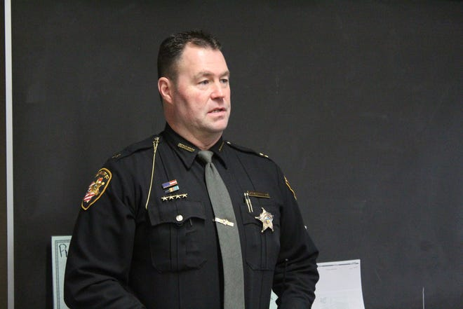 Sandusky County Sheriff Chris Hilton said his office is dedicated to holding individuals on the Ohio sex offender registry accountable for reporting their whereabouts as required by law.