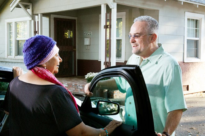 The America Cancer Society is seeking more volunteers to drive people to treatments.