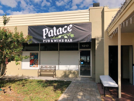 Palace Pub & Wine Bar hopes to open in early 2019 next to No. 3 Craft Brews in south Cape Coral.