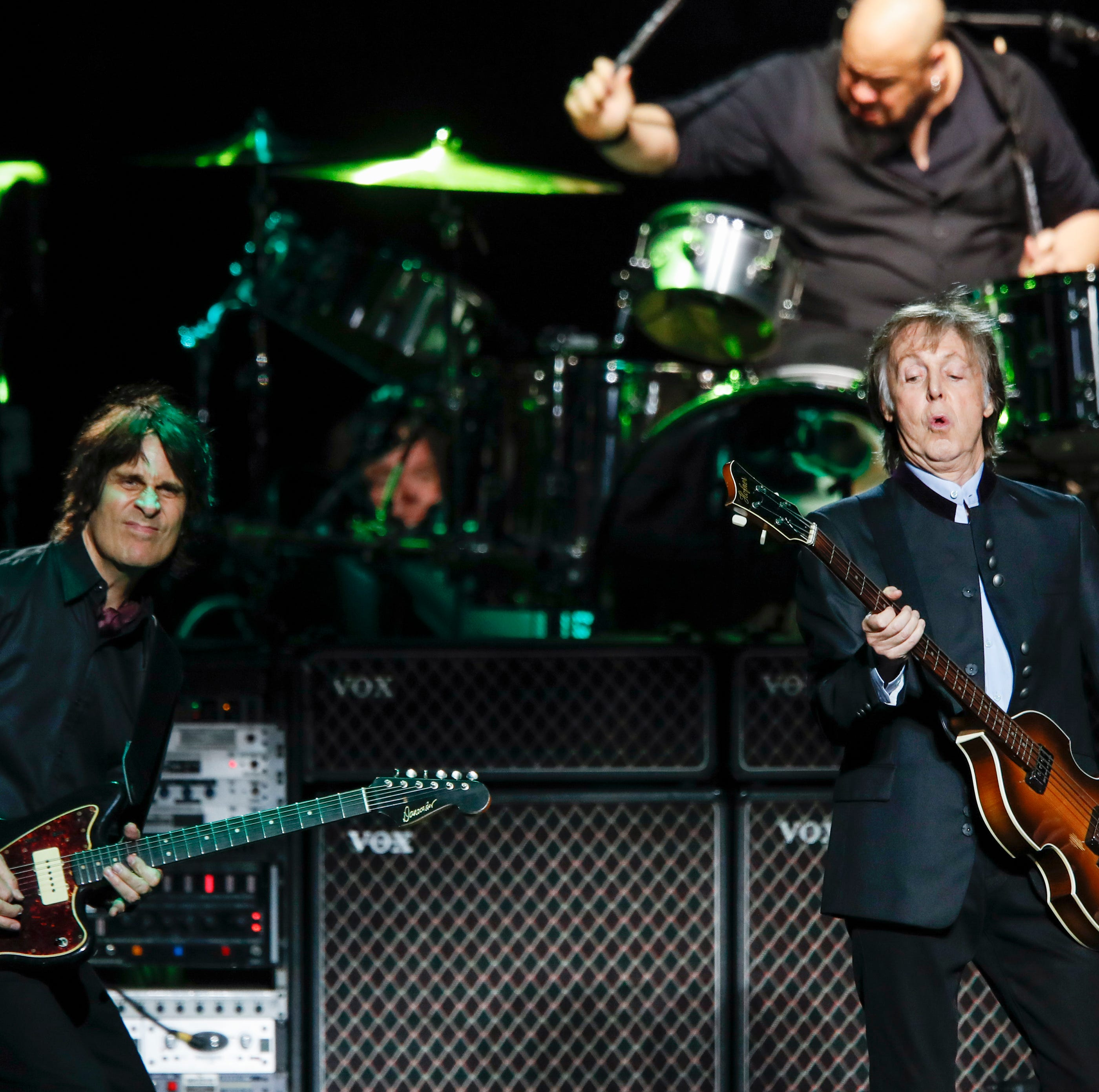 Tickets for Paul McCartney at Lambeau start at $59, first pre-sale down to single seats