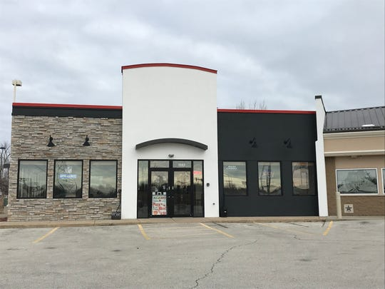 Alamo Pizzeria has relocated from Velp Avenue, in Howard, to 1582 Lineville Road, in Suamico.