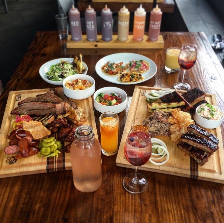 Charleston's Home Team BBQ will open a location on Laurens Road in Greenville