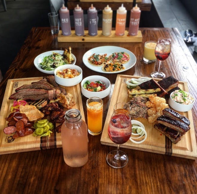 Home Team BBQ mixes traditional barbecue with a creative approach.