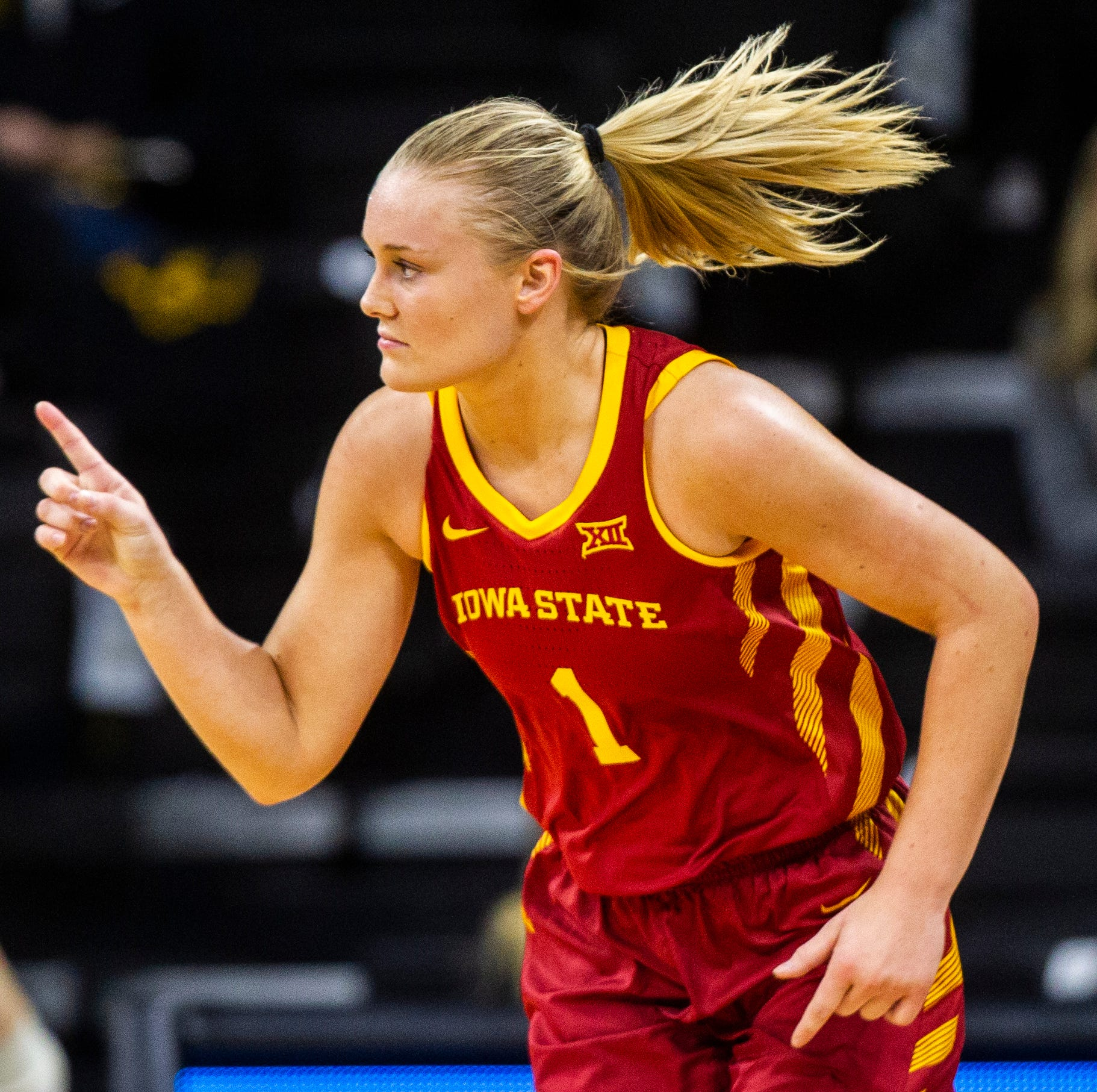 College basketball: Madison Wise makes a statement for Iowa State at the Big 12 Tournament