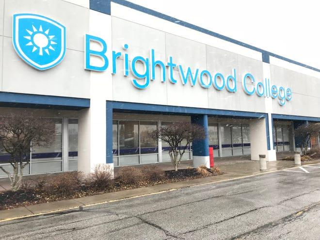 Employees at Brightwood College cleaned out their offices on Dec. 6, after finding out the for-profit college was closed.