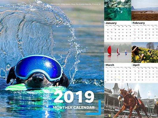 THIS MONTH: 2019 Travel Guide