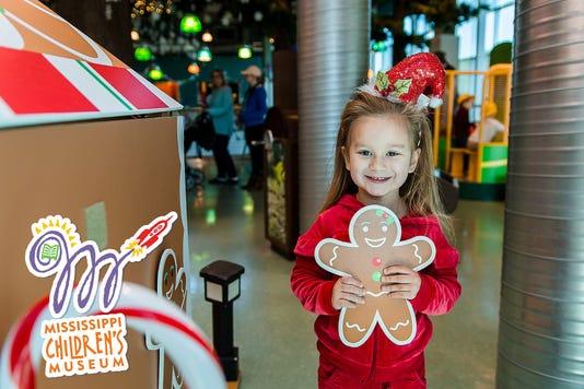Christmas Mississippi Children's Museum