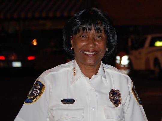 Vickie McNeil Former Canton police chief Vickie McNeil
