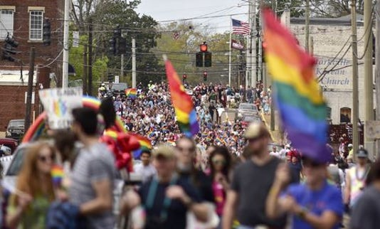 Starkville Gay Pride Parade