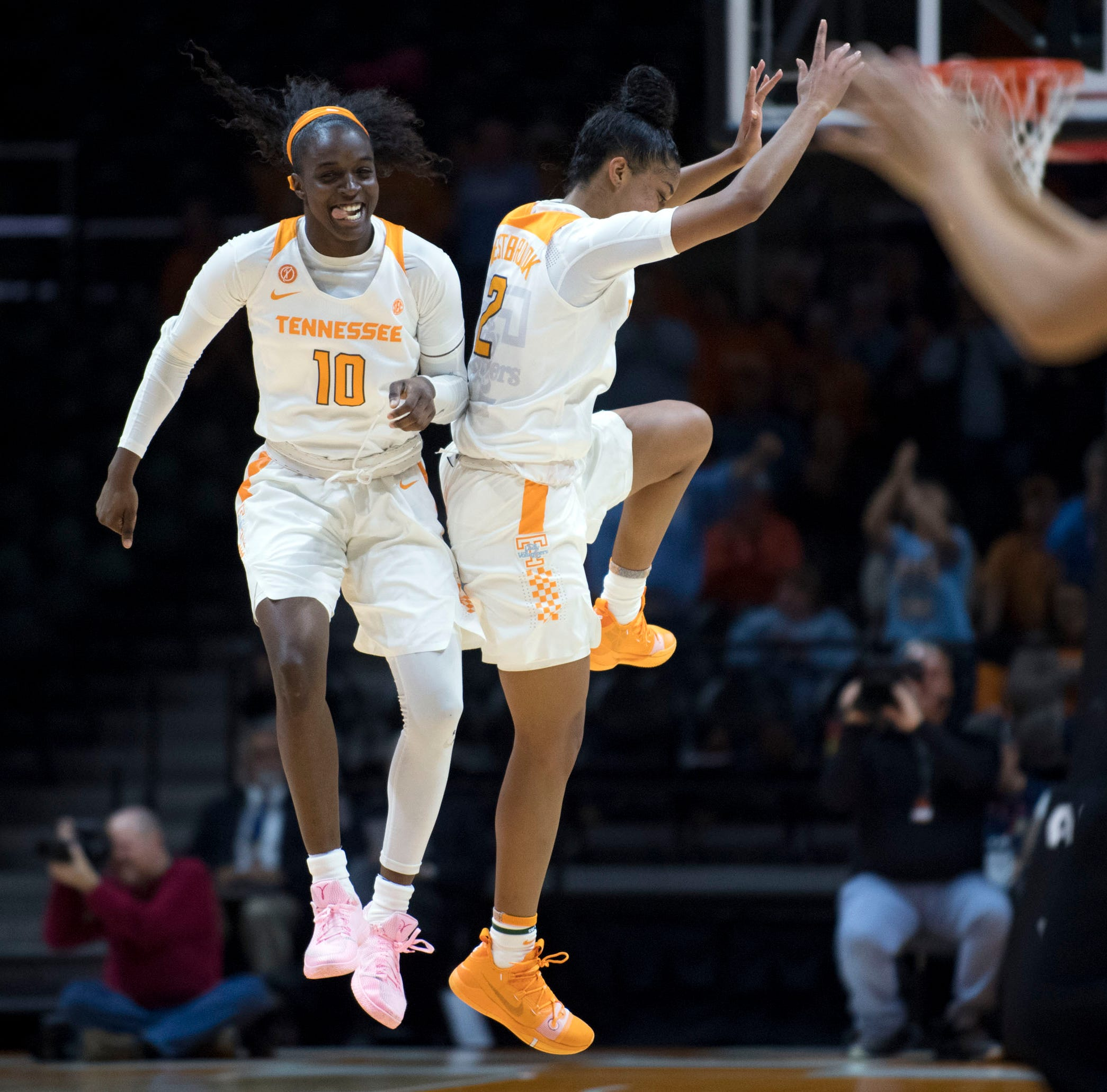 How is the Lady Vols performance a touchy subject? UT is counting the ways