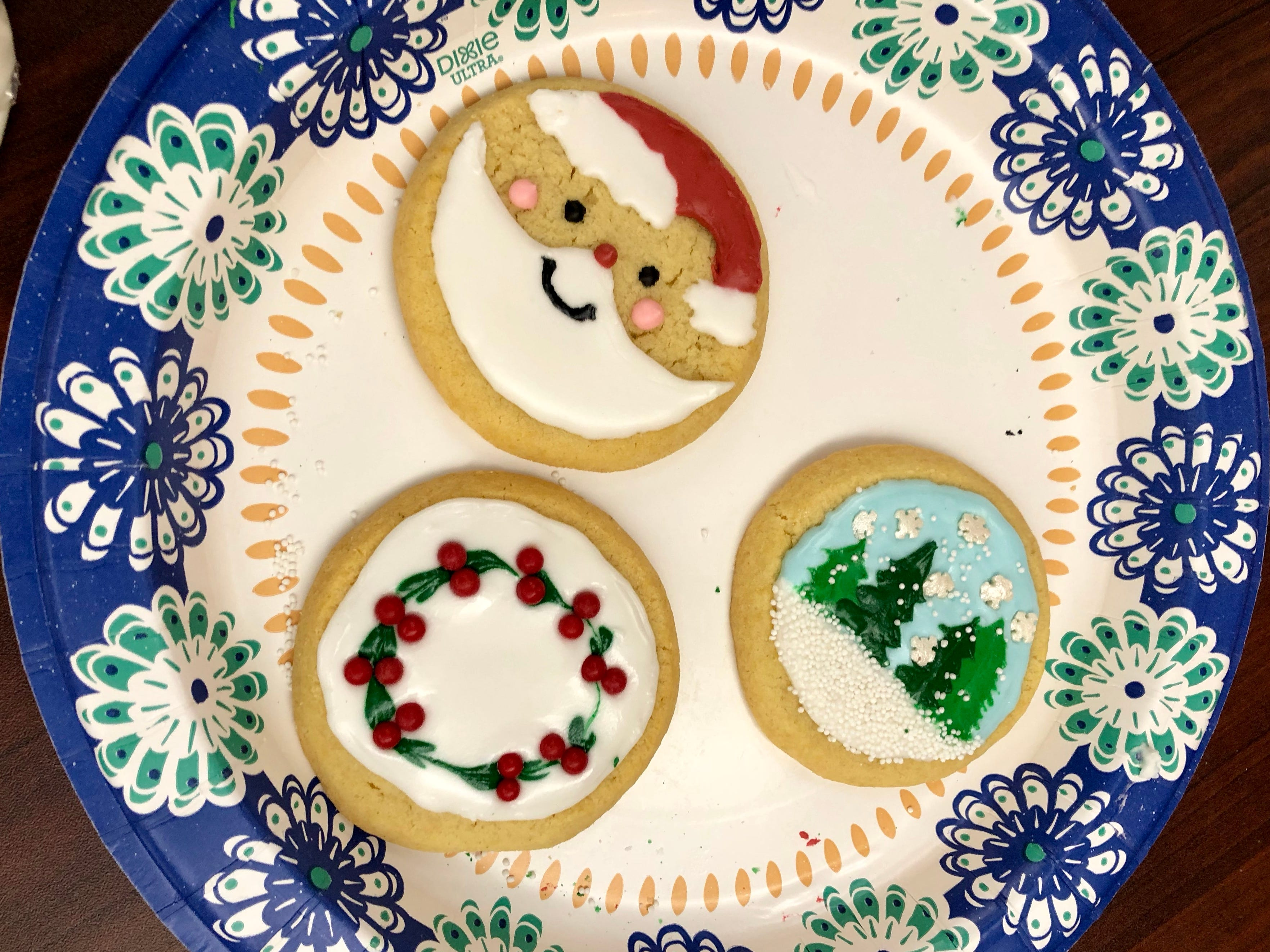 The Daily Advertiser and food writer Megan Wyatt hosted four cookie-decorating workshops in November and December to get folks ready for Christmas.