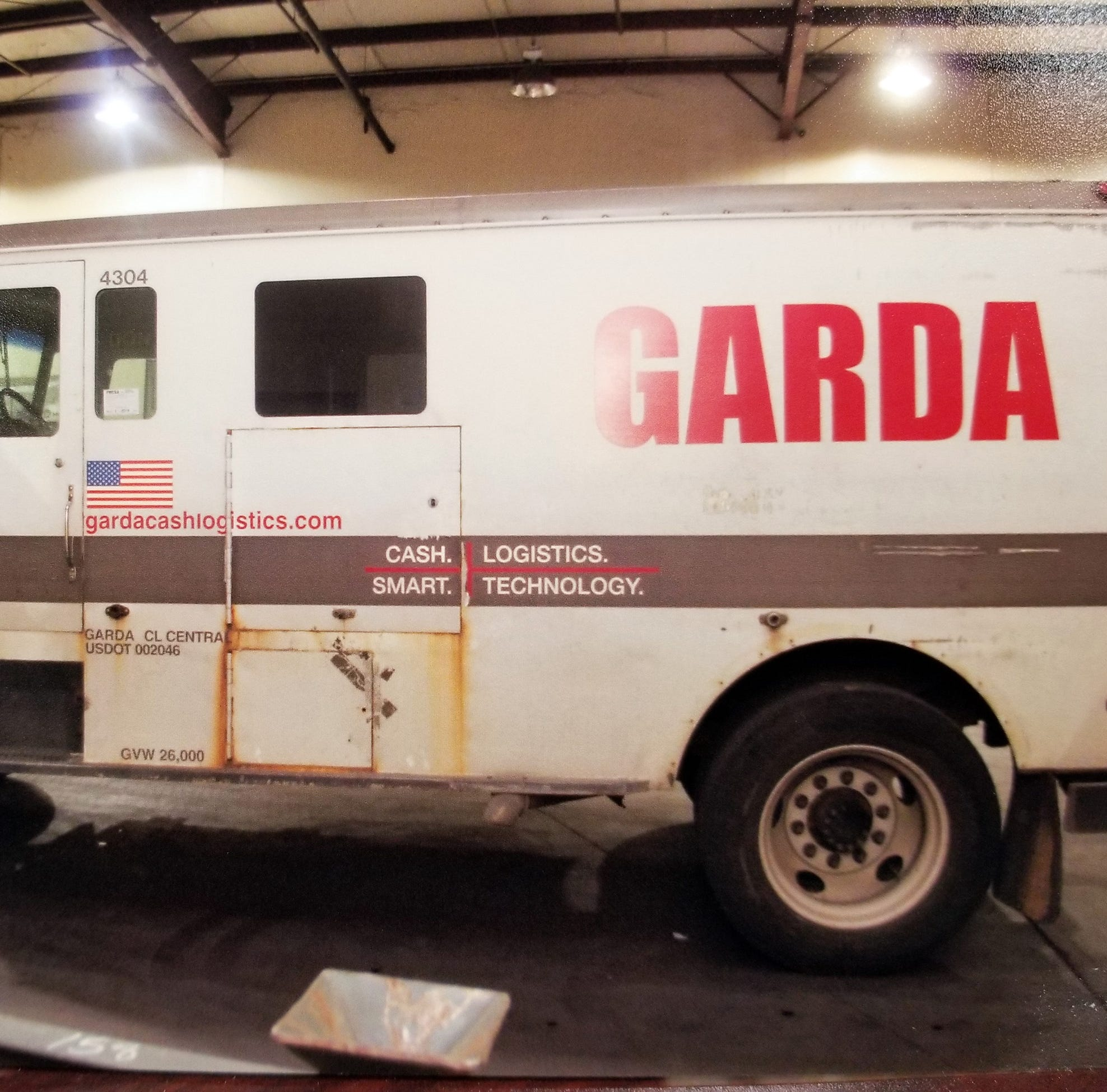 How hard is it to rob an armored truck? Nearly impossible, expert says