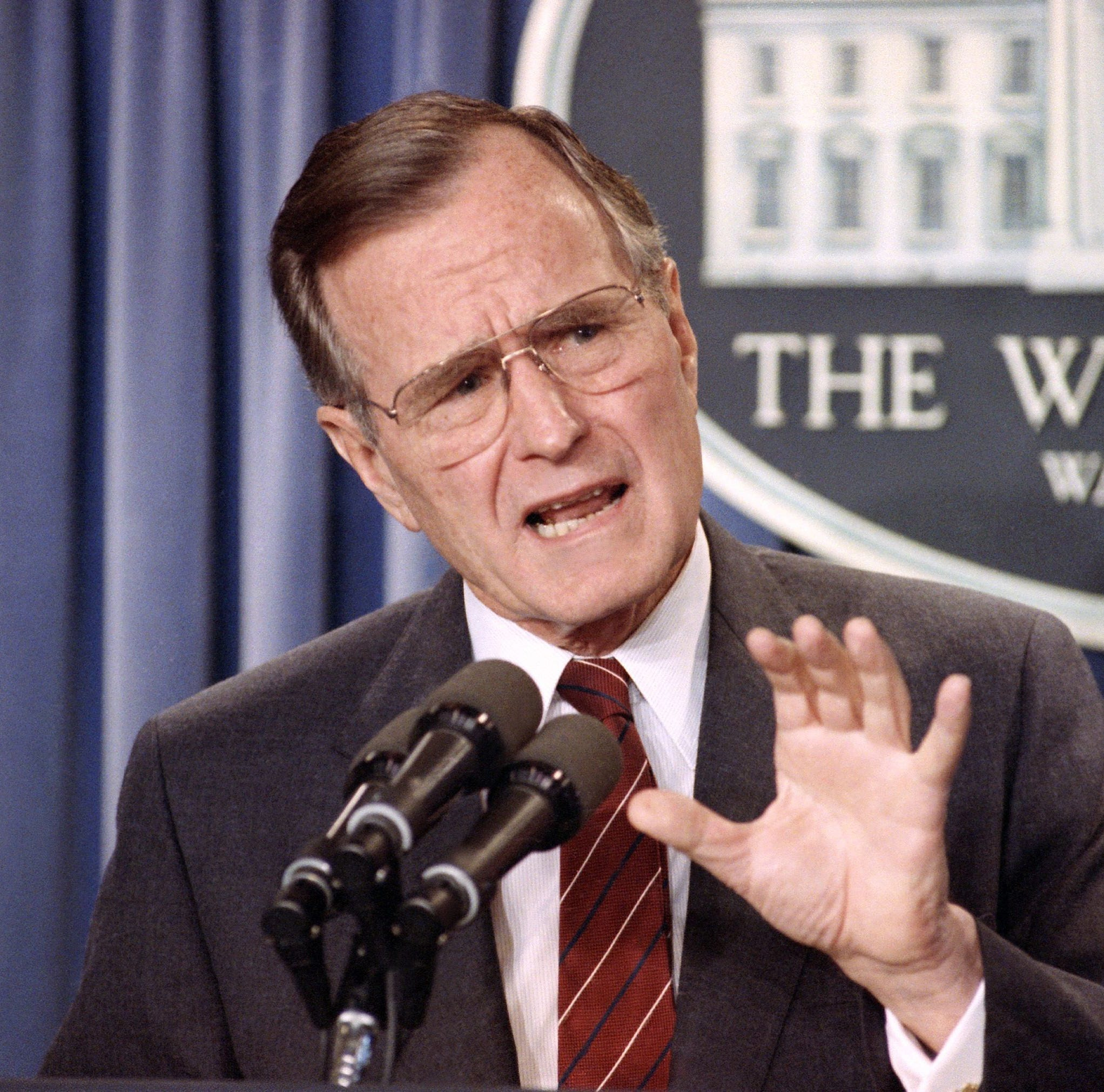 Five lessons I learned during George H.W. Bush's presidency