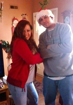 Heather Durham with her brother, Skyler