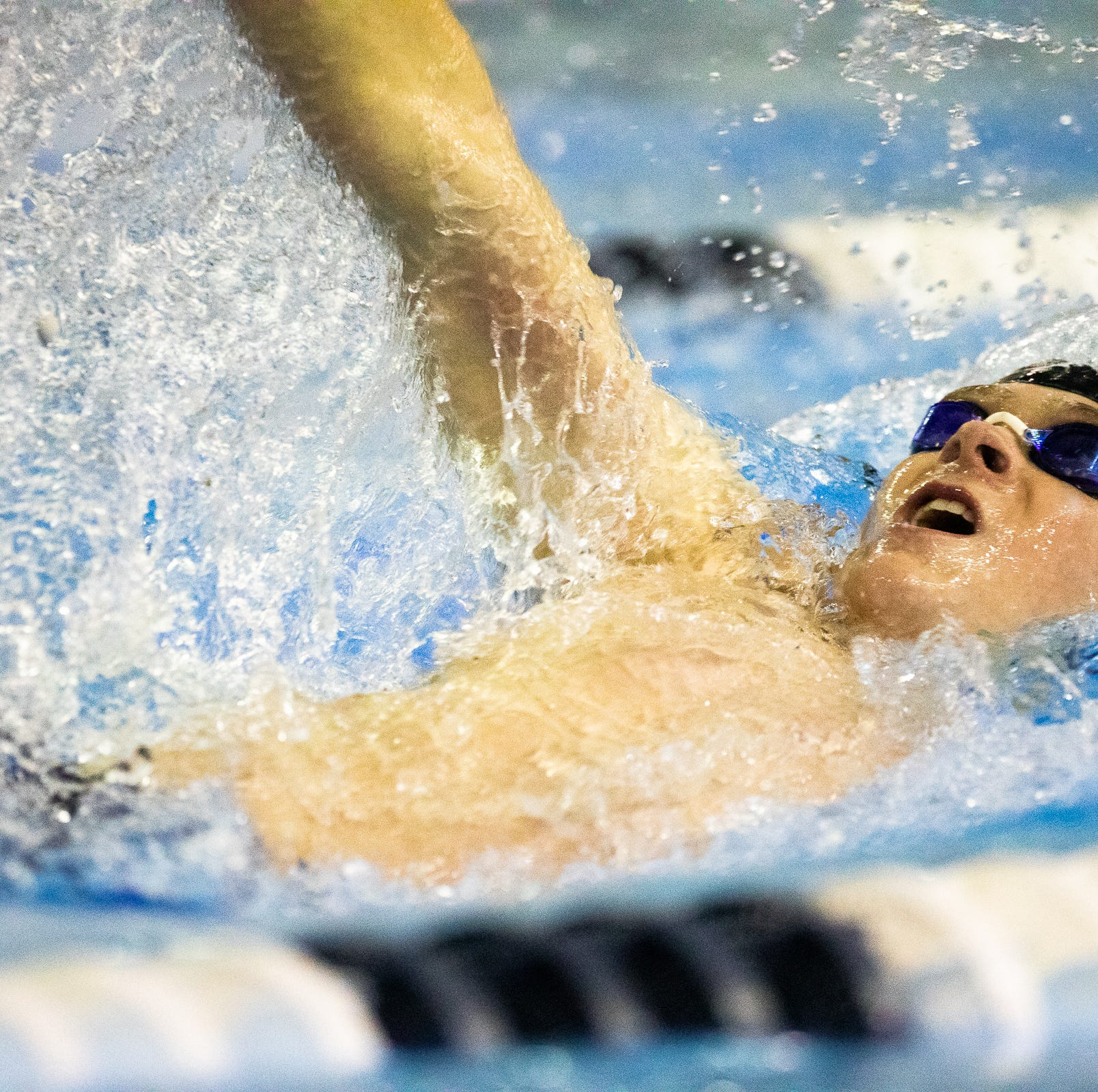 See the Lansing area high school boys swimming and diving Dream Team, all-area