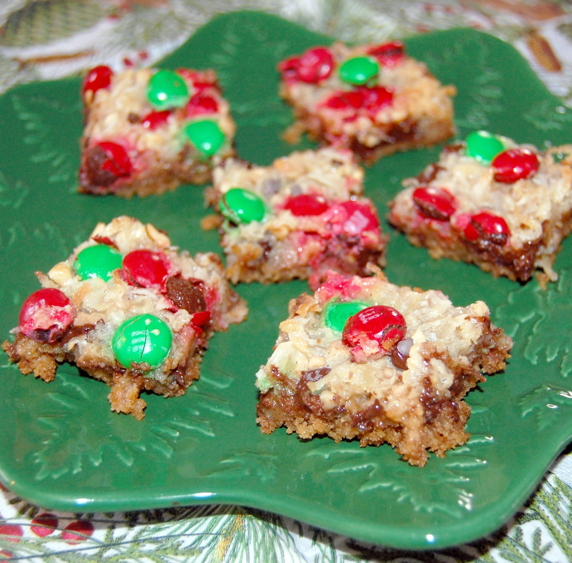 Christmas bars recipe an easy, festive treat | Sweet & Savory
