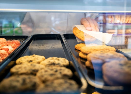 Frost Bake Shop makes cupcakes, cookies and other classic desserts.