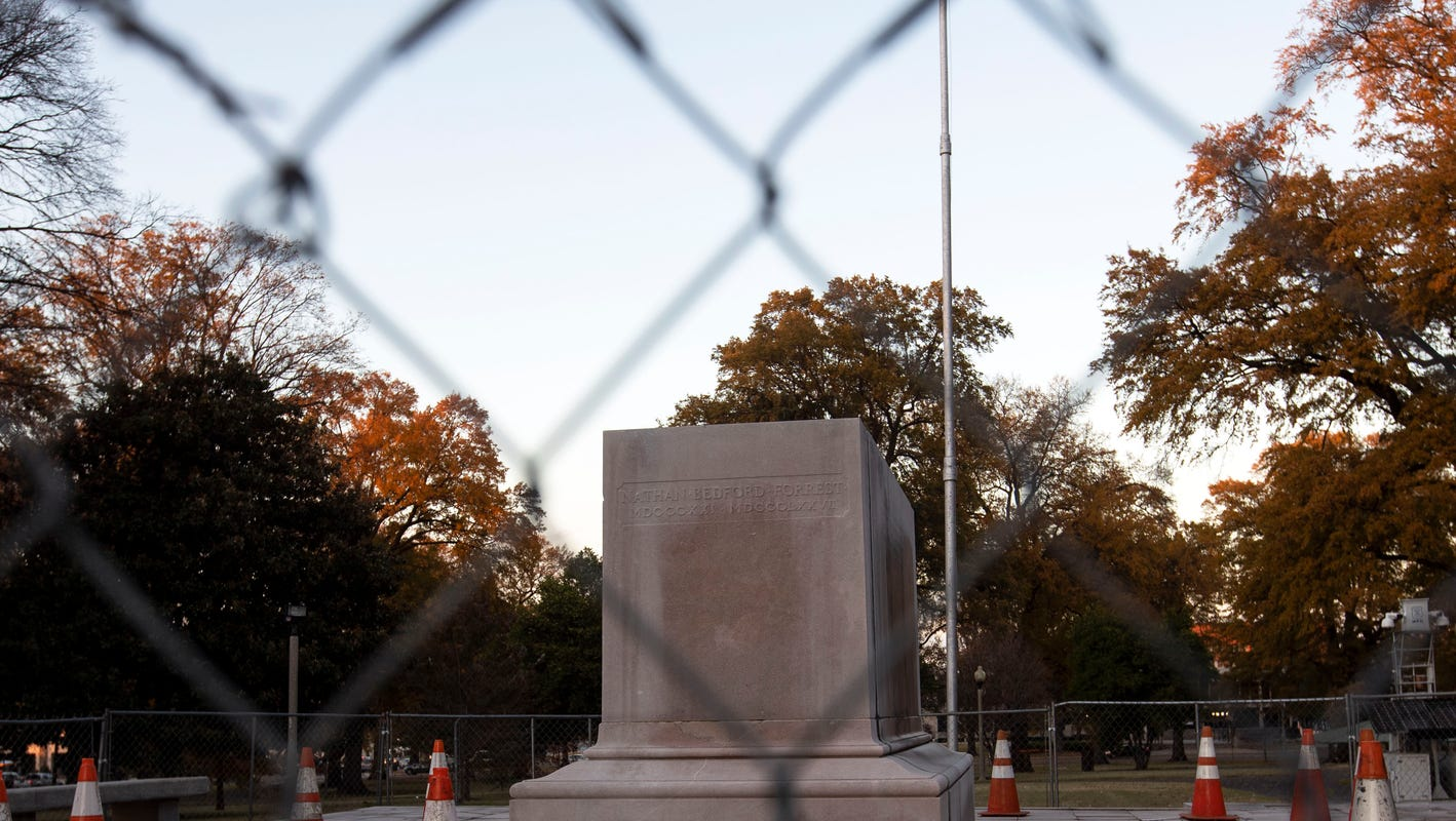 Tennessee Supreme Court won't intervene in Confederate statues appeal, paving way for relocation
