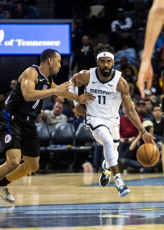 Memphis Grizzles Takes On Los Angeles Clippers