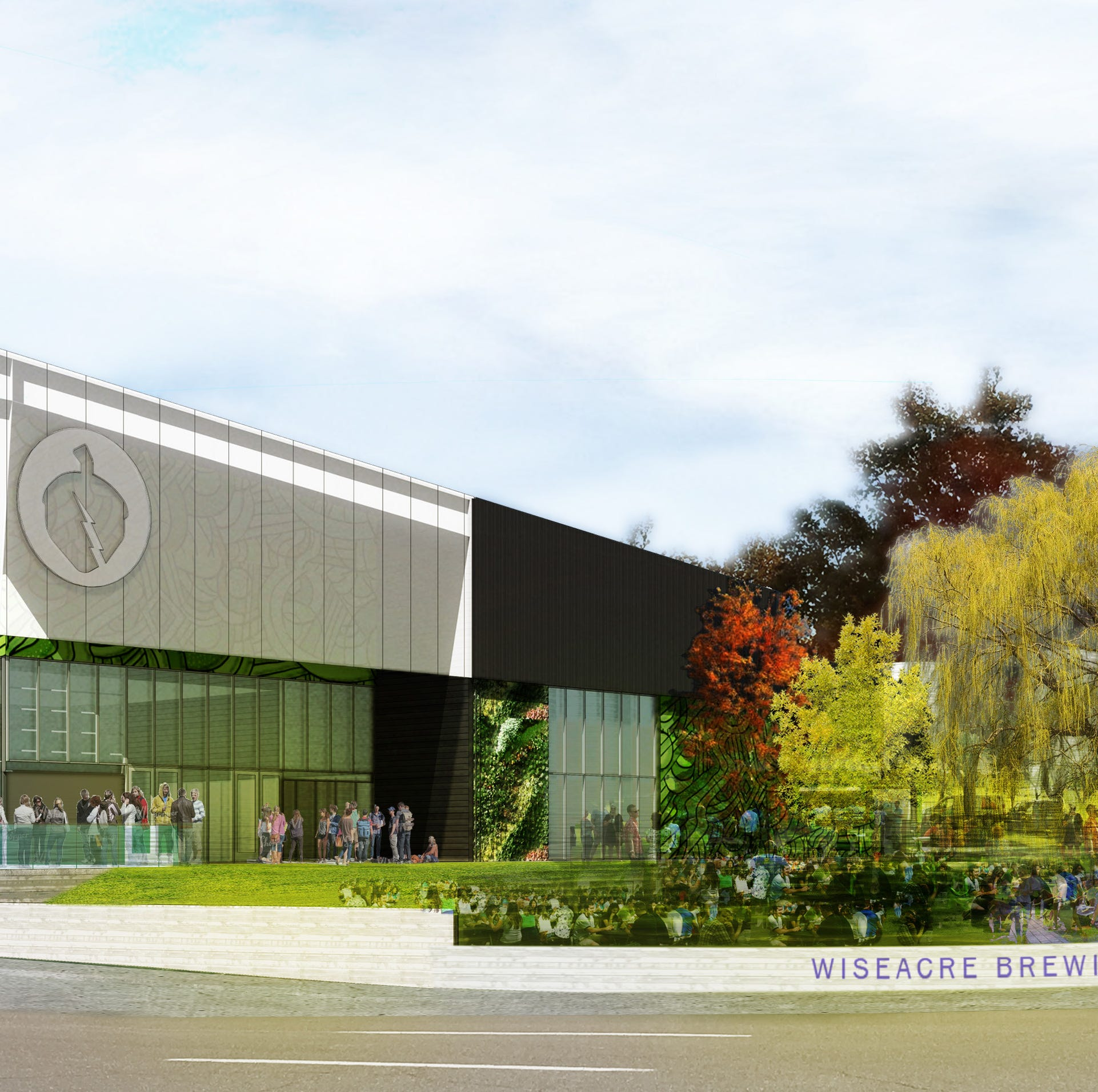 Here's what the new Downtown Wiseacre brewery will likely look like