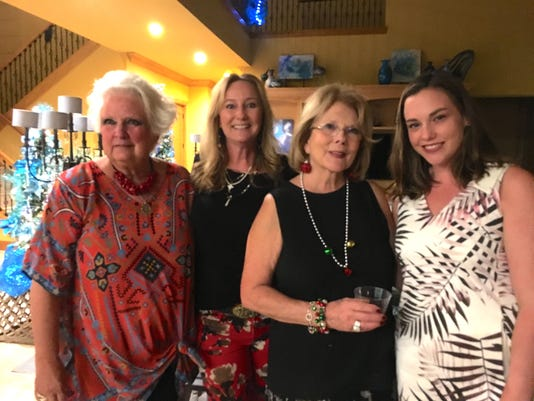 Sandy Wallen Wendy Morell Linda Turner Brittany Stoller Christmas