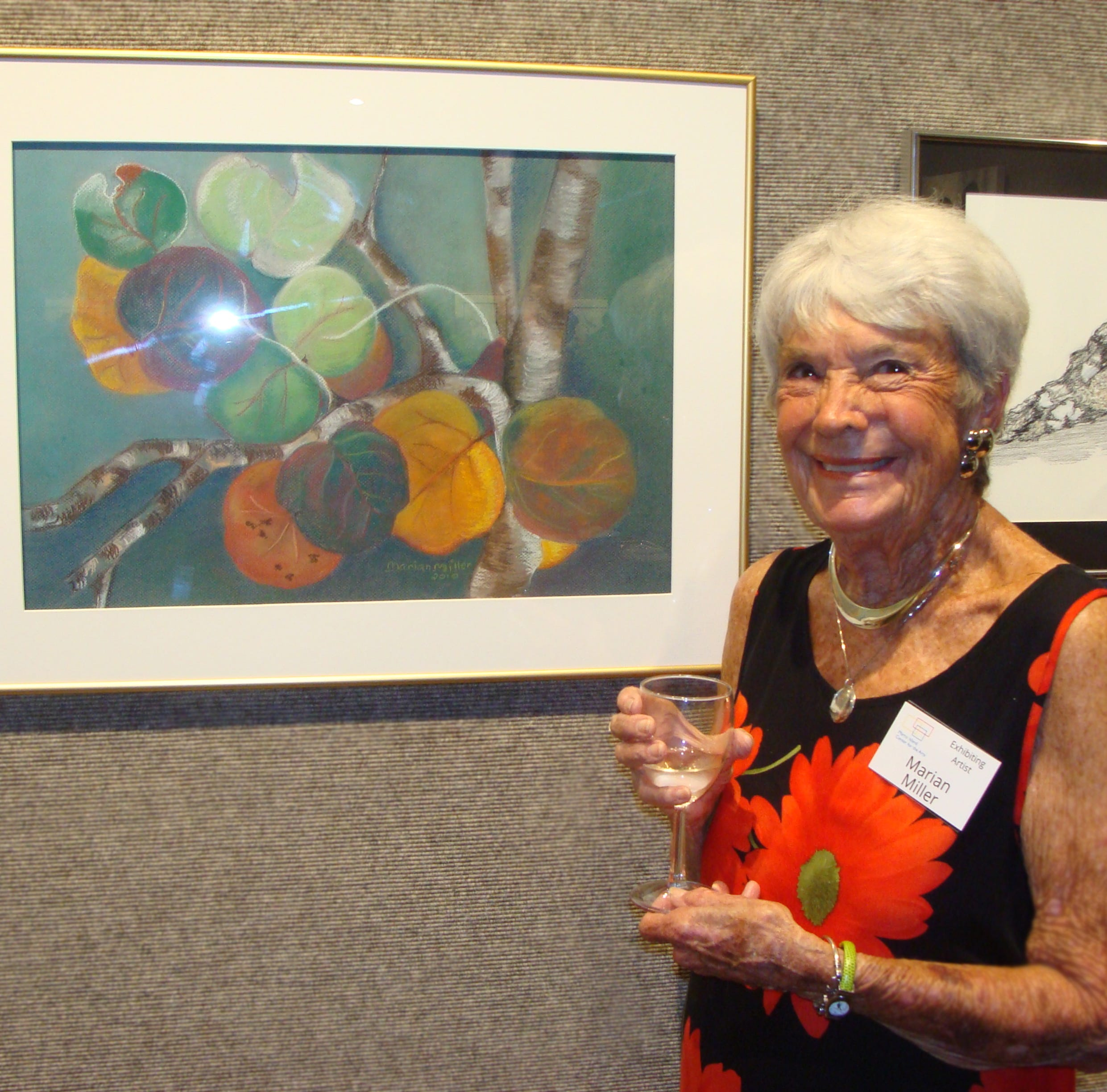 'One of a kind.' Marco Island artist being remembered in exhibition