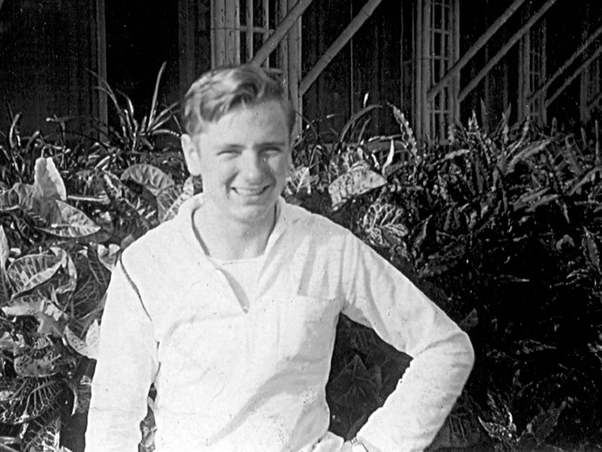 Roy Marin was 21 when the Milwaukee native died on a submarine near the end of World War II.