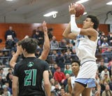 Nicolet improved to 3-0 on Wednesday night with an 80-36 win over the Pirates