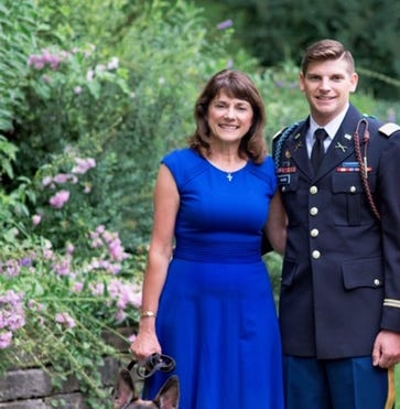 Leah Vukmir's son served as honor guard cordon commander at George H.W. Bush's funeral