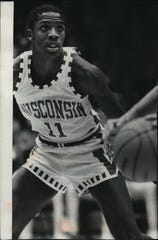 Few people represent the Wisconsin-Marquette rivalry better than the name Wes Matthews. This Wes Matthews attended UW and made a game-saving block against Marquette in 1979. His son, Wesley Jr., attended high school in Madison and played college ball at Marquette.