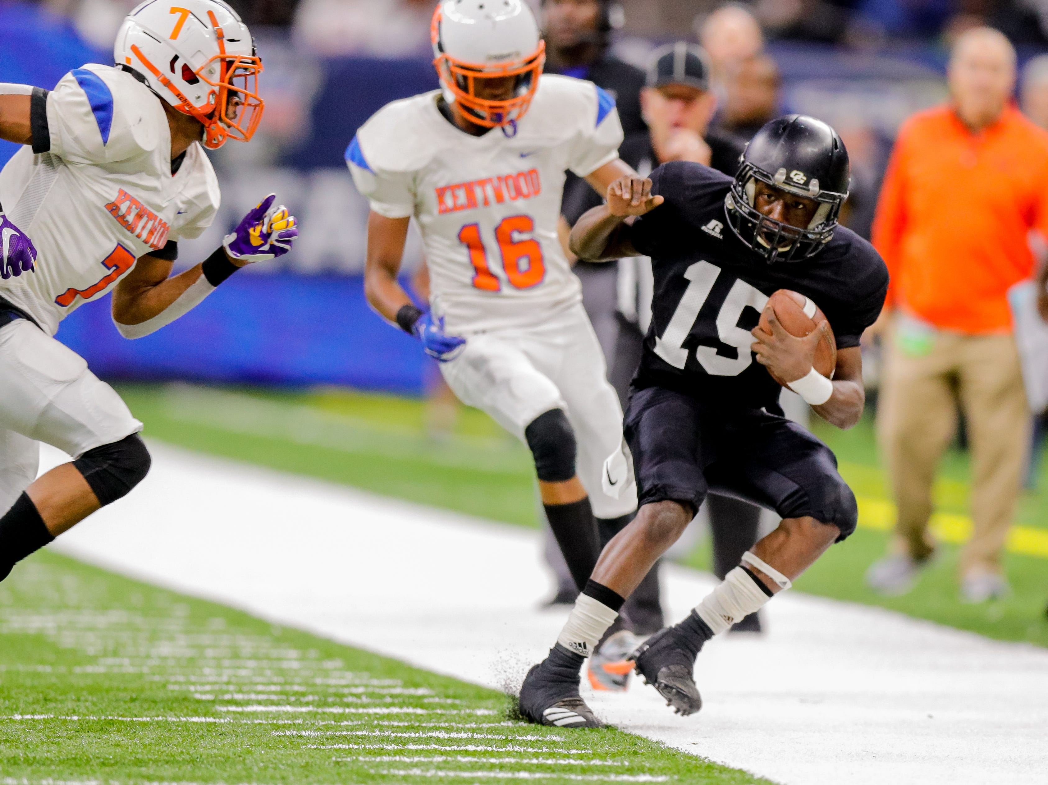For Oak Grove, championship pursuit ends in another Kentwood loss