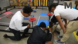Montgomery students work on Raspberry Pi computer projects