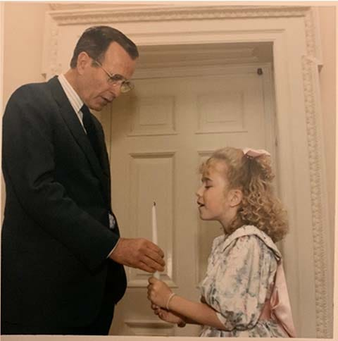 A school excuse and a law that changed my life: A thank you to George H.W. Bush   Opinion
